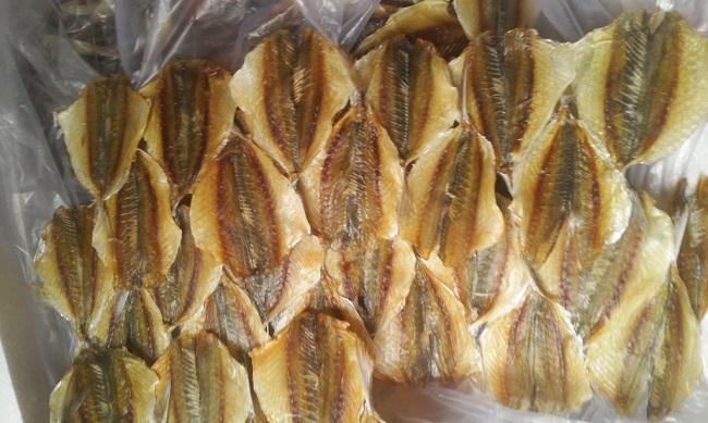 Cá chỉ vàng khô ngon