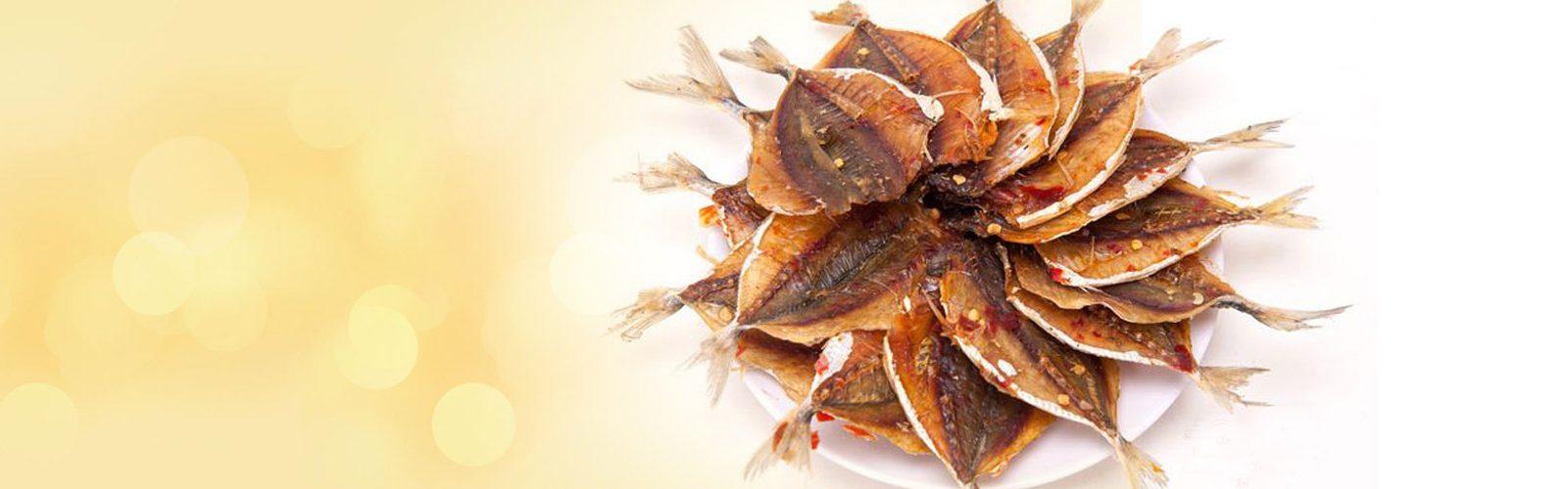 Cá Chỉ Vàng thương hiệu Bá Kiến